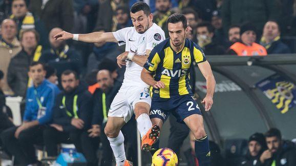 Turkish Spor Toto Super Lig'Fenerbahce AS v Buyuksehir Belediye Erzurumspor'