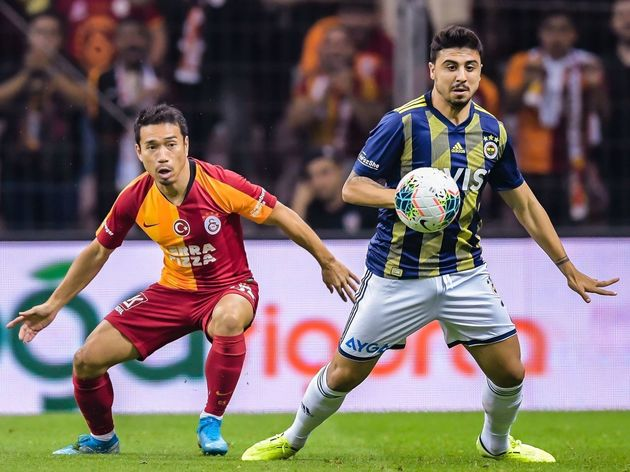 "Turkish Spor Toto Super Lig""Galatasaray AS v Fenerbahce AS"""