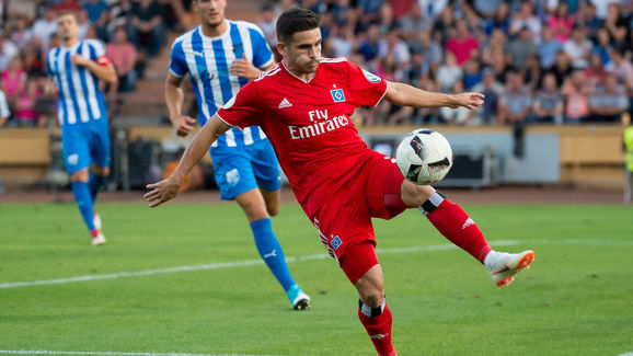 TuS Erndtebrueck v Hamburger SV - DFB Cup
