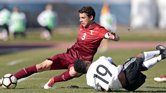U16 Germany v U16 Portugal - UEFA Development Tournament