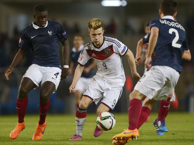 U17 France v U17 Germany - UEFA European Under-17 Championship Final
