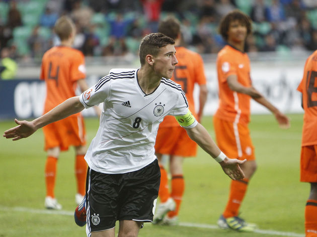 U17 Germany v U17 Netherlands - UEFA U17 European Championship Final