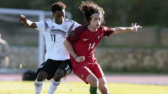 U17 Portugal v U17 Germany- U17-Juniors Algarve Cup