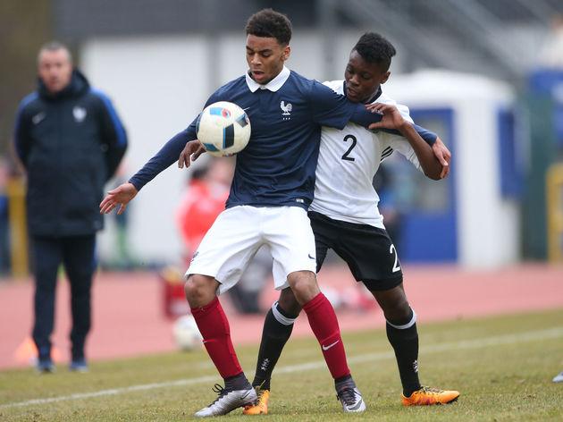 U18 Germany v U18 France - International Friendly