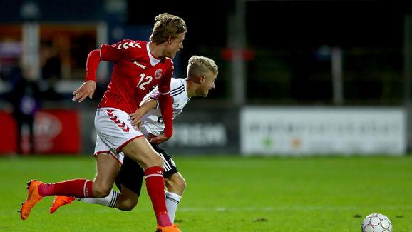 U19 Denmark v U19 Germany - International Friendly