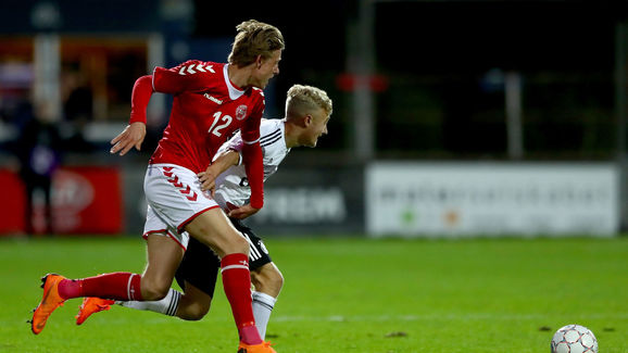 U19 Denmark v U19 Germany - International Friendly