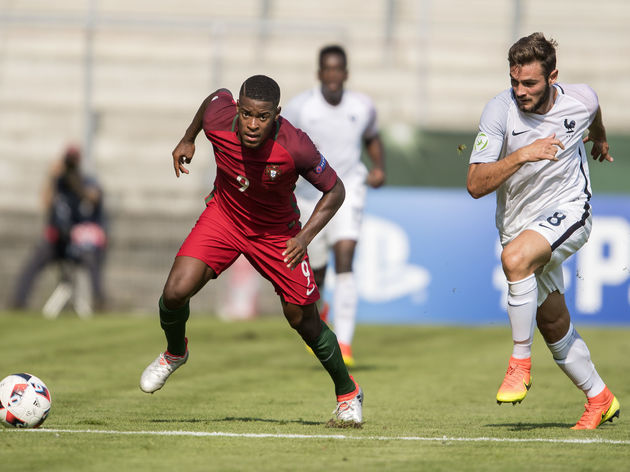 U19 Portugal v U19 France  - UEFA Under19 European Championship
