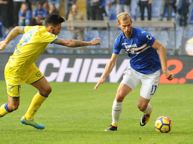 UC Sampdoria v AC Chievo Verona - Serie A