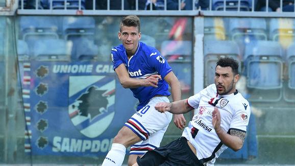 UC Sampdoria v Cagliari - Serie A
