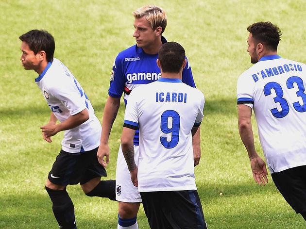 Gaston Maxi Lopez,Mauro Icardi
