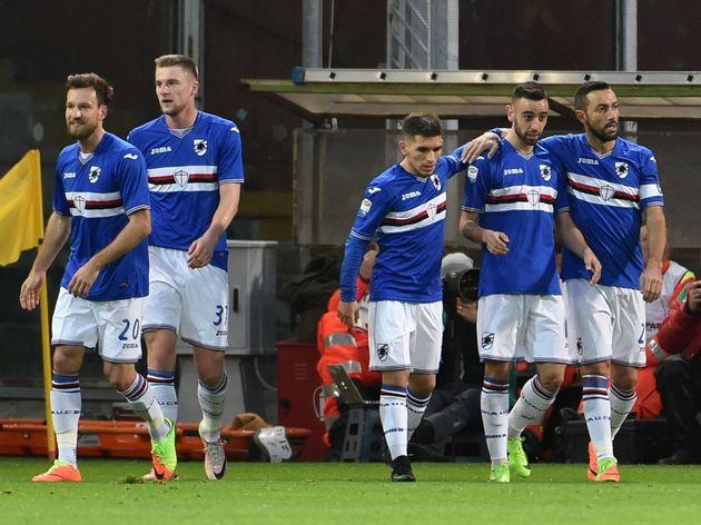 UC Sampdoria v Pescara Calcio - Serie A