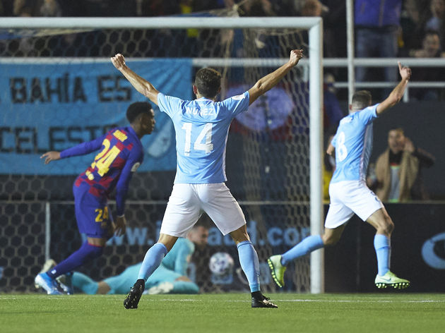 UD Ibiza v FC Barcelona - Copa del Rey: Round of 32