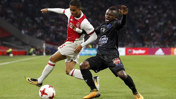 UEFA Champions League'Ajax v OGC Nice'