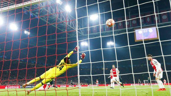 UEFA Champions League'Ajax v Real Madrid'