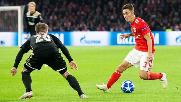 UEFA Champions League'Ajax v SL Benfica'