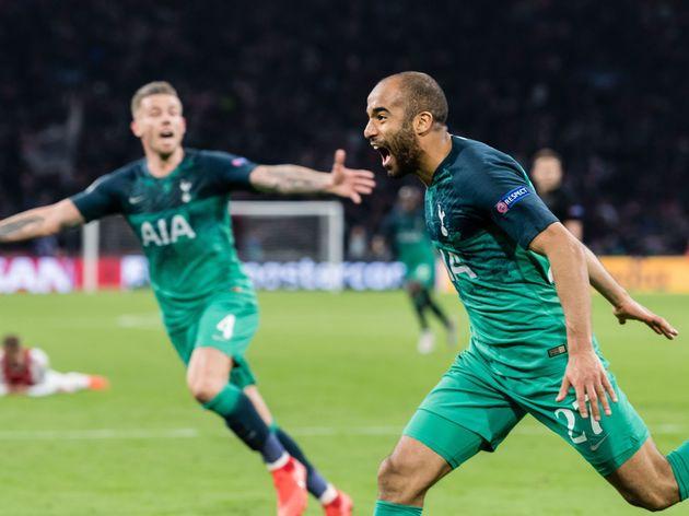 """UEFA Champions League""""Ajax v Tottenham Hotspur FC"""""""