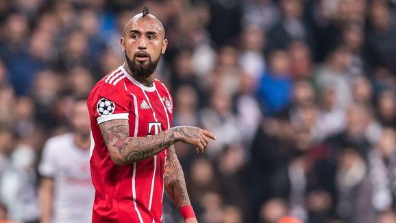 UEFA Champions League'Besiktas AS v Bayern Munchen'