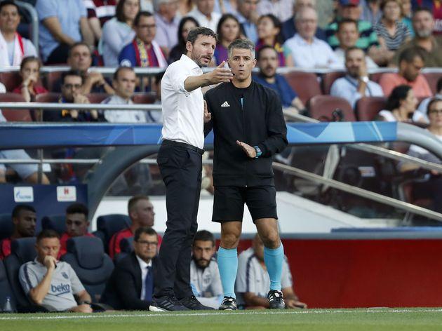 UEFA Champions League'FC Barcelona v PSV'