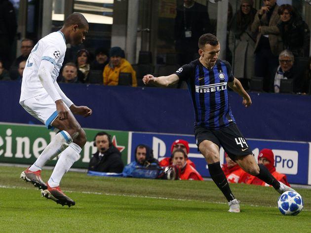 UEFA Champions League'Internazionale v PSV'