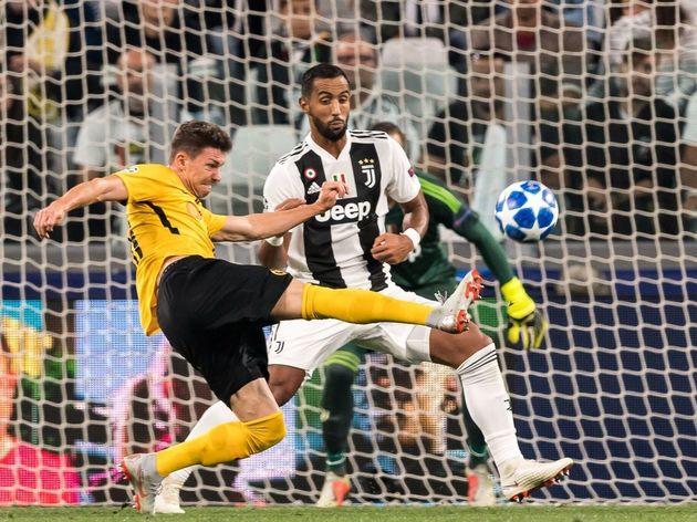 UEFA Champions League'Juventus FC v Young Boys'