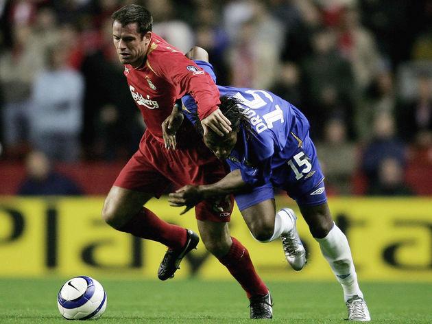 Jamie Carragher,Didier Drogba