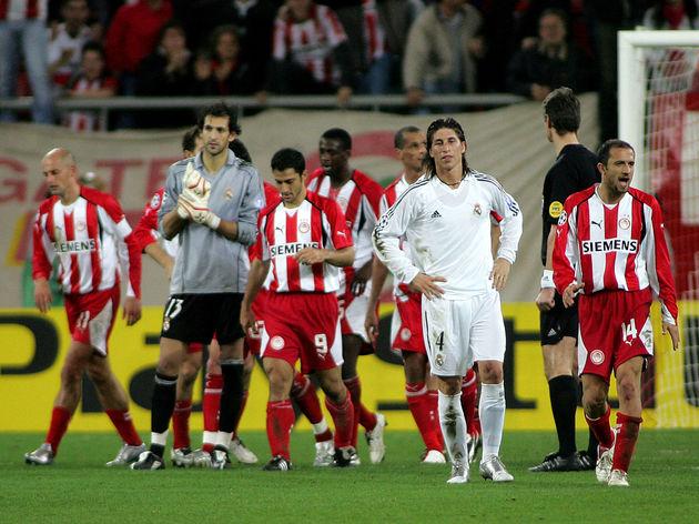 UEFA Champions League - Olympiakos v Real Madrid