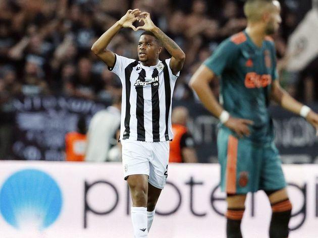 """UEFA Champions League""""PAOK FC v Ajax Amsterdam"""""""