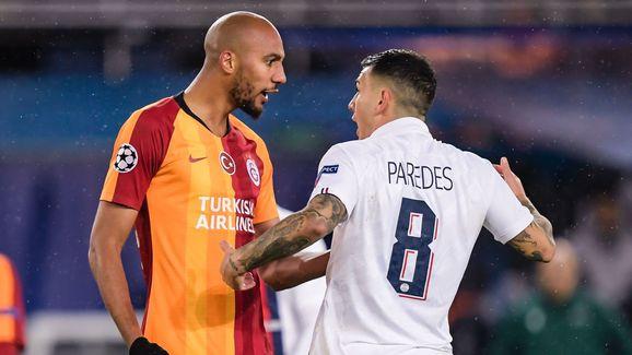 "UEFA Champions League""Paris St Germain v Galatasaray AS"""