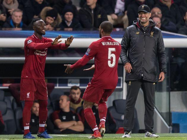 UEFA Champions League'Paris St Germain v Liverpool FC'