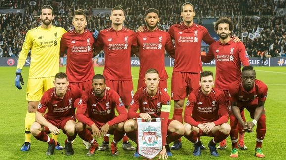 UEFA Champions League'Paris St Germain v Liverpool FC'