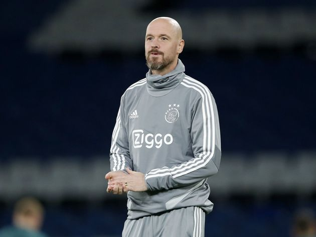 "UEFA Champions League""Press Conference and Training Session Ajax Amsterdam"""
