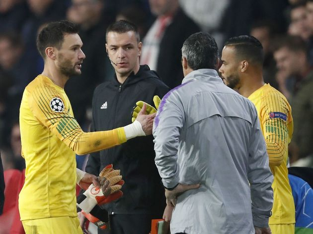 "UEFA Champions League""PSV v Tottenham Hotspur FC"""
