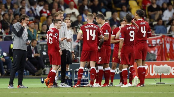 UEFA Champions League'Real Madrid v Liverpool FC'