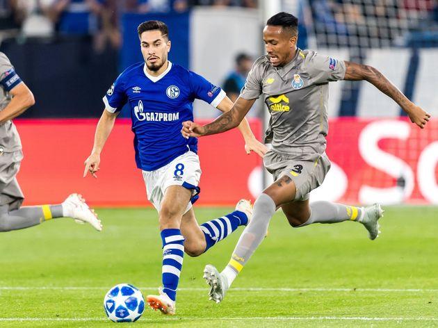 UEFA Champions League'Schalke 04 v FC Porto'