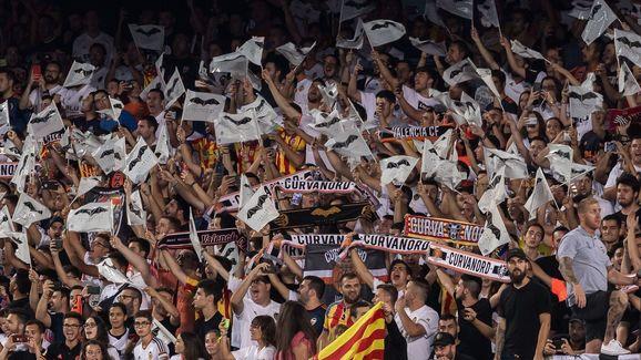 UEFA Champions League'Valencia FC v Juventus FC'