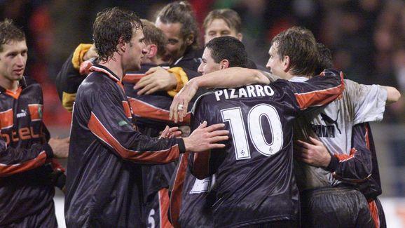 UEFA CUP 99/00 SV Werder Bremen - Olympique Lyon 4:0