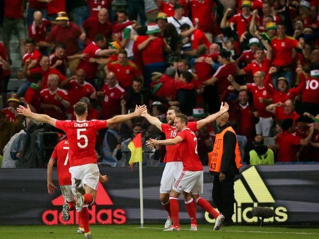 """UEFA EURO 2016 Quarter final - """"Wales v Belgium"""""""