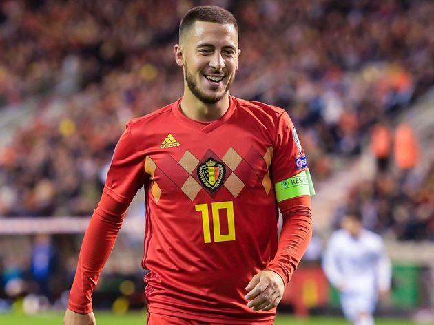 """UEFA EURO 2020 qualifier group I""""Belgium v San Marino"""""""
