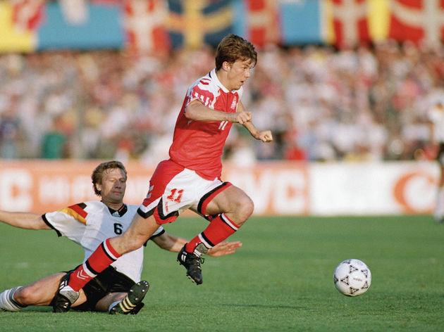 Denmark European Championship Classic XI: Euro '84 & Euro '92 Cult Heroes | 90min