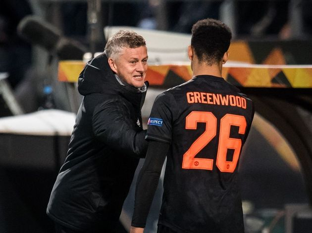 """UEFA Europa League""""AZ Alkmaar v Manchester United"""""""