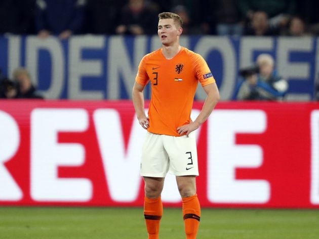 UEFA Nations League A group 1'Germany v The Netherlands'