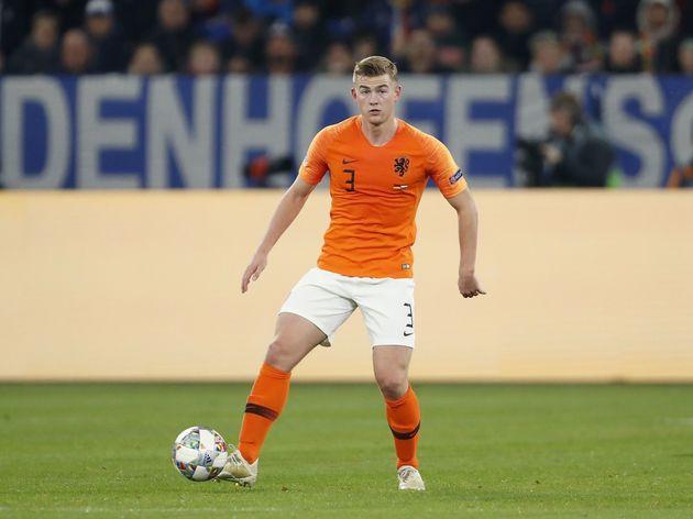 UEFA Nations League A group 1'Germany v The Netherlands'