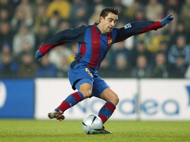 UEFA Pokal 03/04, Broendby IF Kopenhagen-FC Barcelona