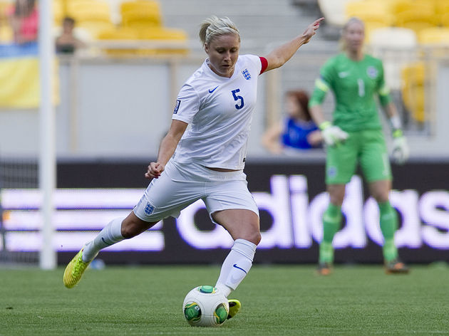 Ukraine v England: FIFA Women's World Cup Qualifier