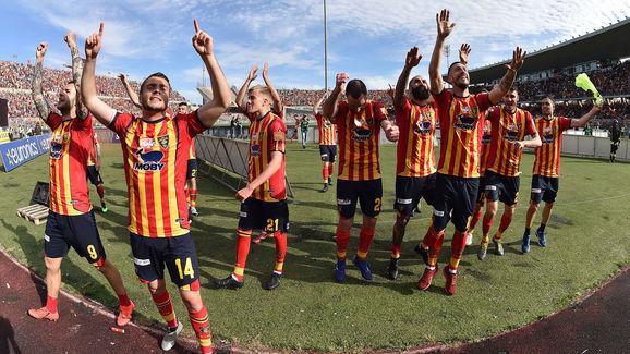 US Lecce v AC Spezia - Serie B
