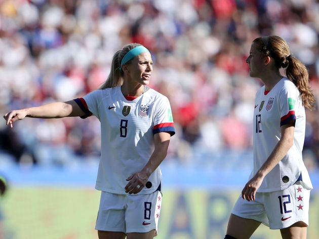 USWNT Conundrum: Why Tierna Davidson Should — But Won't
