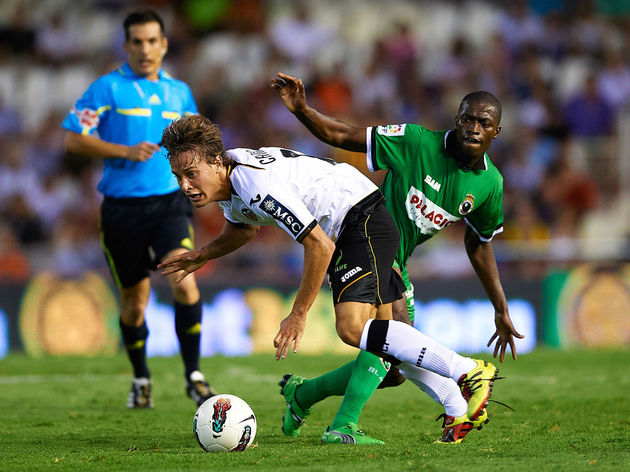 Papakouly Diop,Sergio Canales