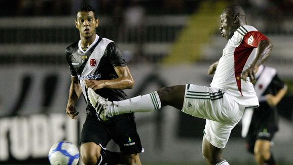 Vasco v Palmeiras - Brazilian Championship