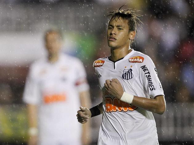 Vasco v Santos - Serie A  2011