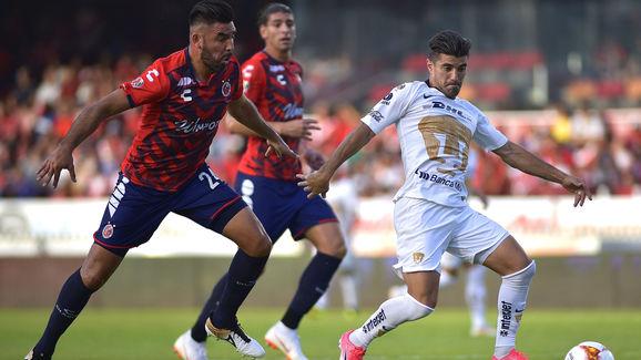Veracruz v Pumas UNAM - Torneo Apertura 2018 Liga MX